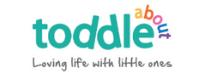 Toddle About magazine Logo