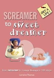 Screamer to Sweet Dreamer Book Cover